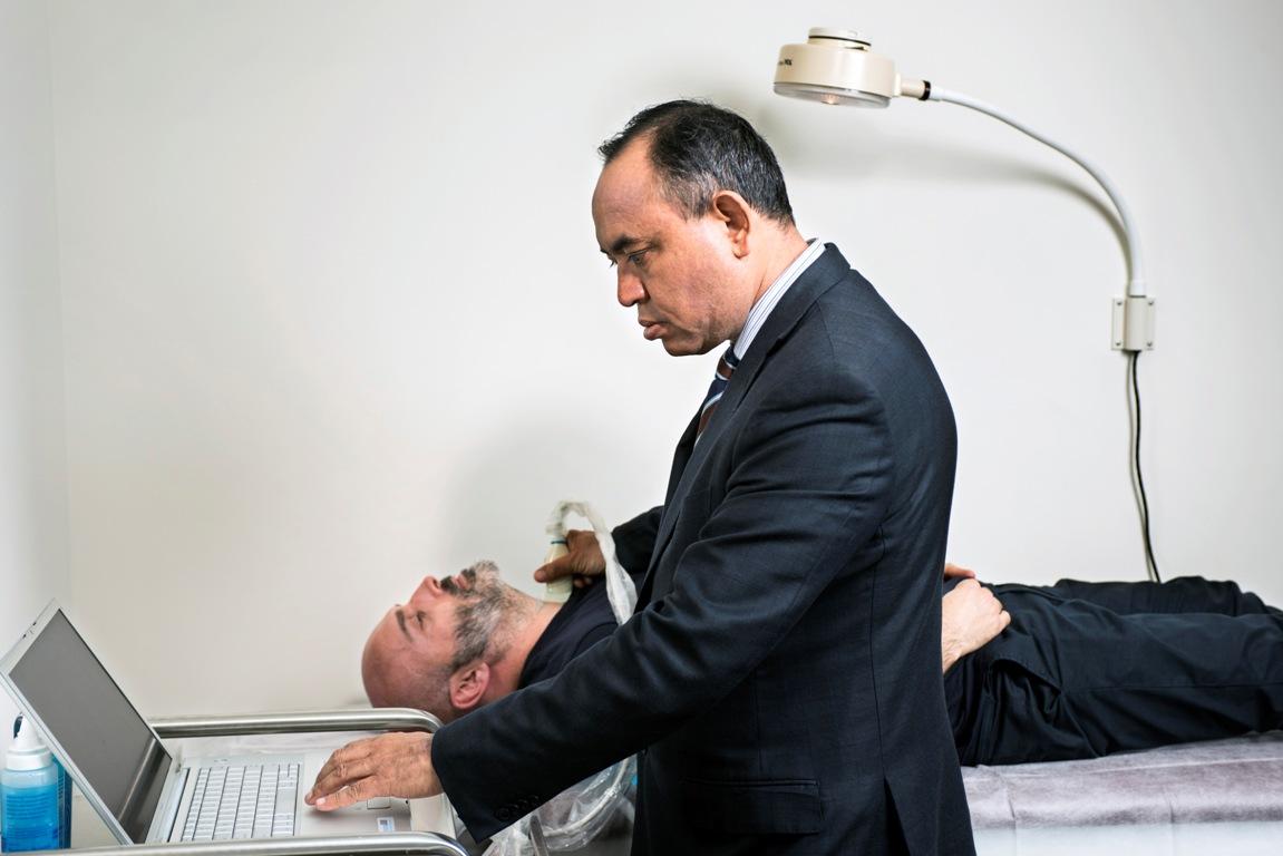 Endocrine Surgeon - Professor Stan Sidhu